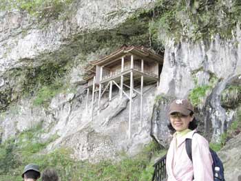 三徳山投入堂