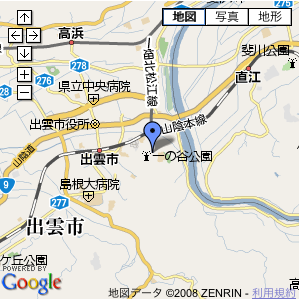 西谷墳墓群Map
