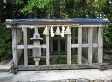 須佐神社 塩ノ井