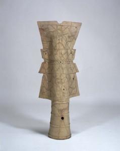 埴輪_石見型盾「画像提供:東京国立博物館」