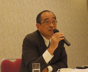 講師 岡将男氏